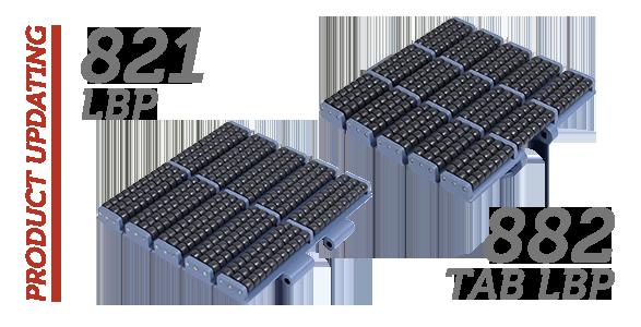 821 LBP & 882 TAB LBP